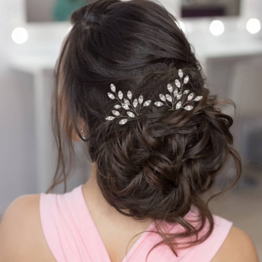 Bridesmaid Hair Accessory Ideas
