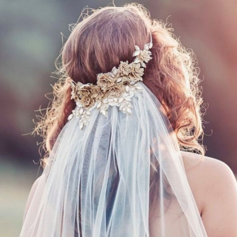 Choosing The Right Wedding Veil For Your Dress