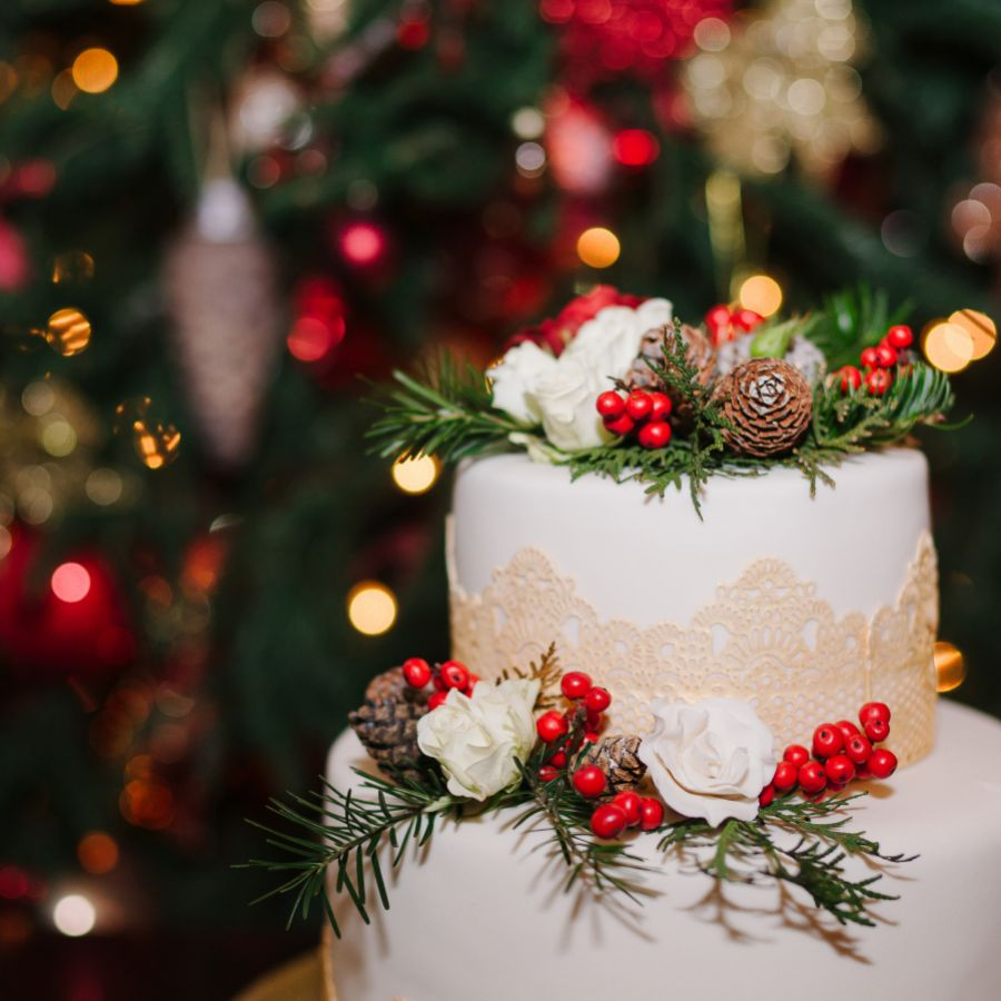 How To Pull Off A Festive Wedding