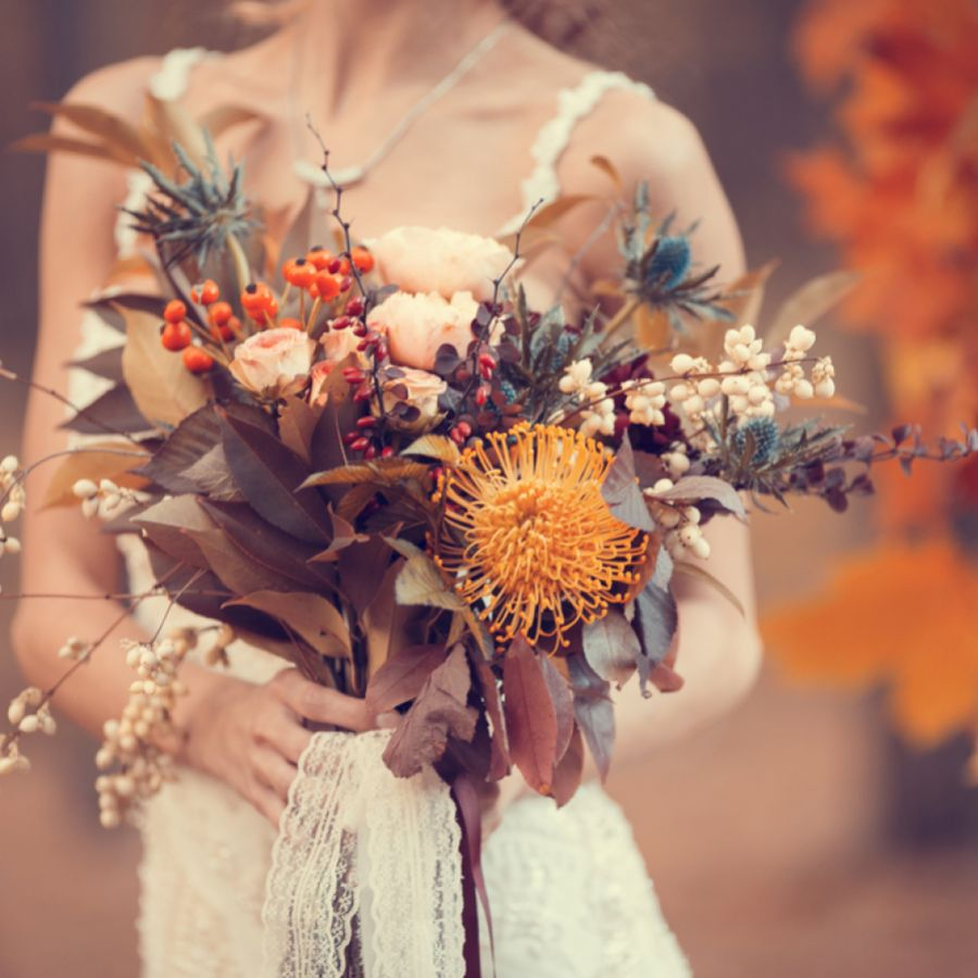 Planning Your Perfect Autumnal Wedding