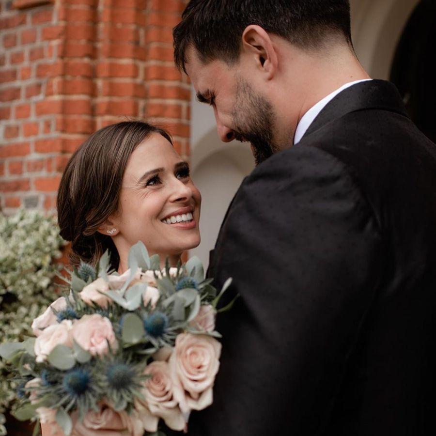 Real Bride - Camilla Thurlow