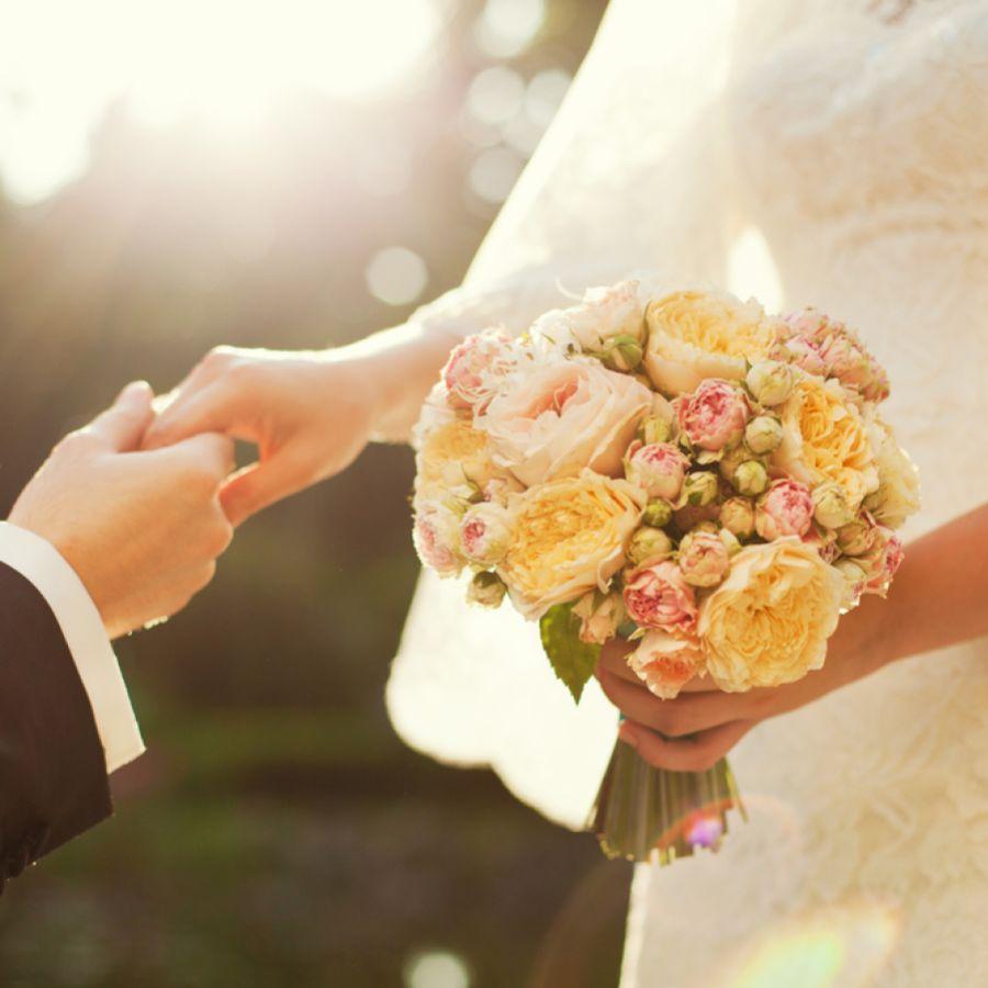 Spring Wedding? Let's Talk Wedding Shoes
