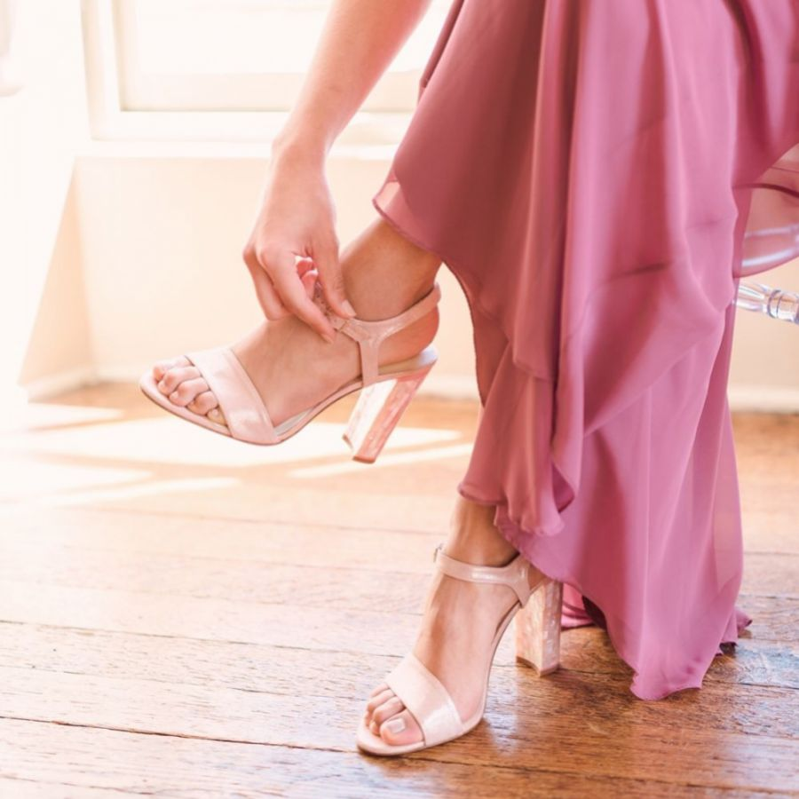What Wedding Shoes Should You Wear According To Your Zodiac Sign?