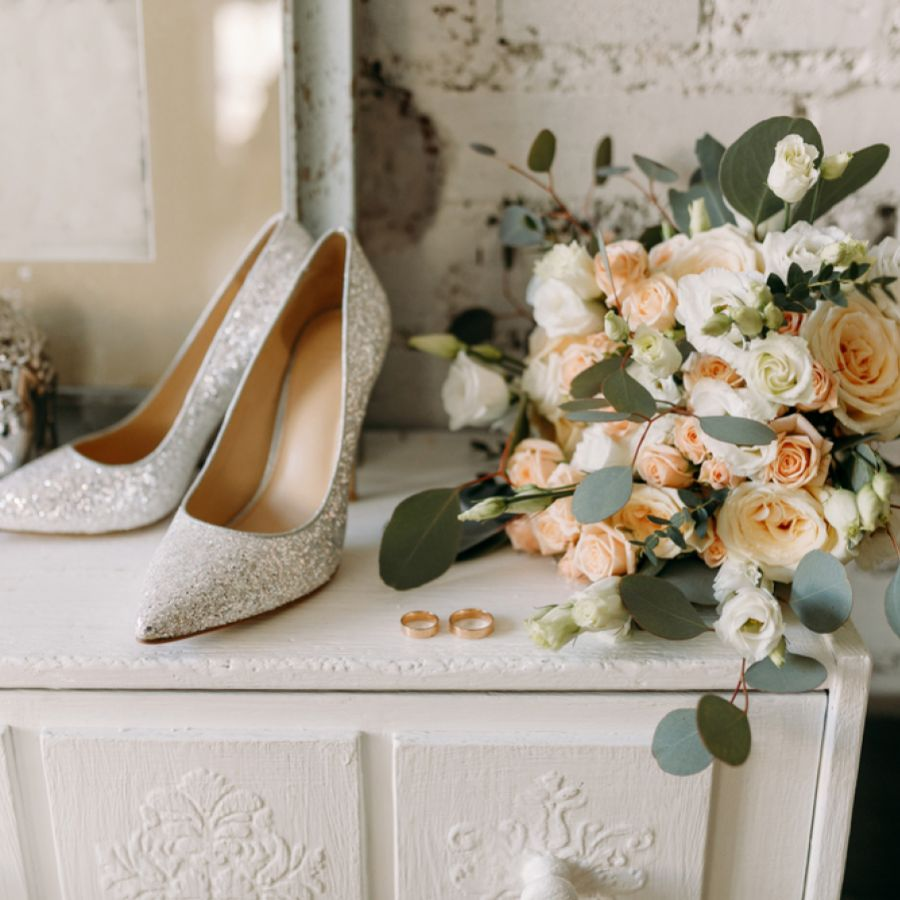 Your Wedding Shoe Shopping Survival Guide