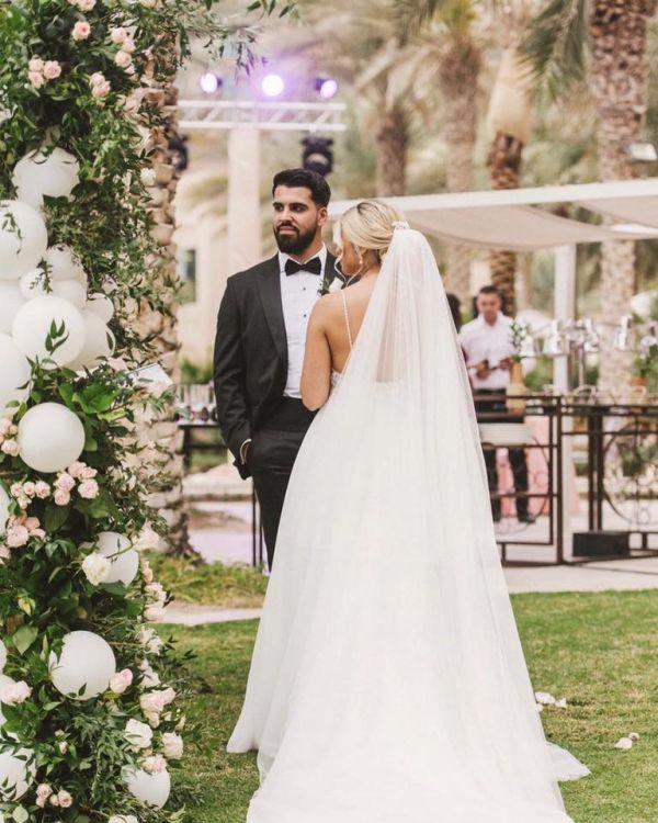 Real Bride Paula