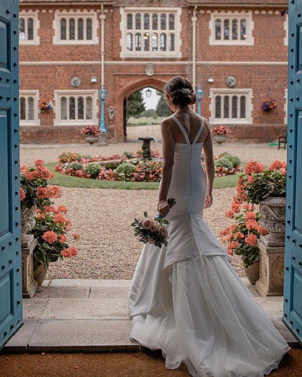 Real Bride Camilla