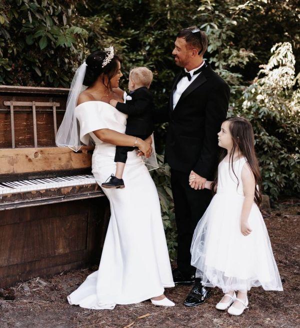 Real Bride Carmen