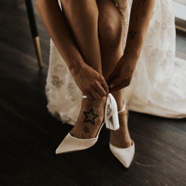 Real Bride Christa
