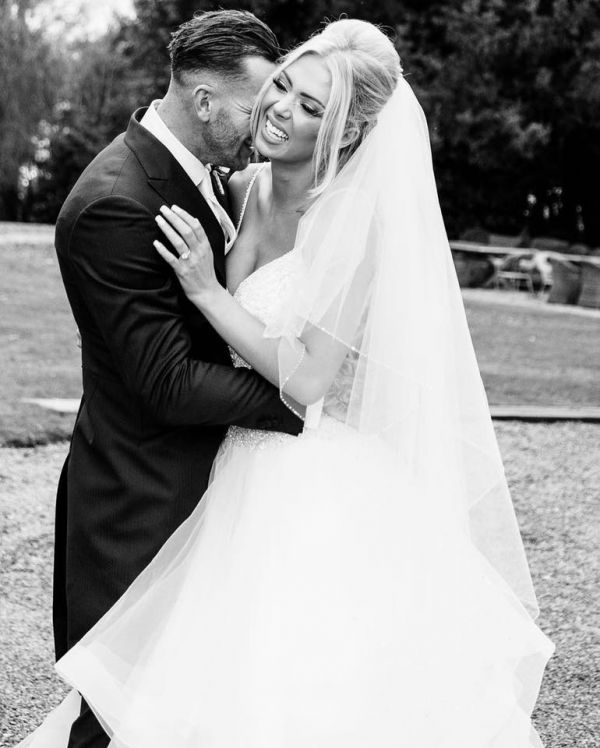Real Bride Demi