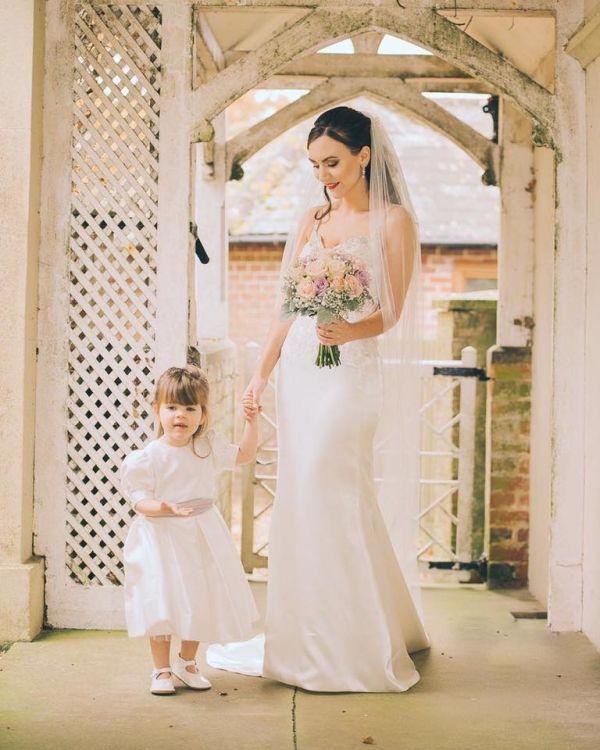 Real Bride Erin