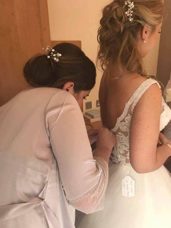 Real Bride Fhern