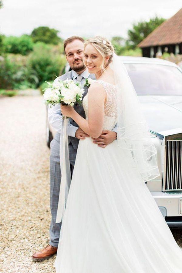 Real Bride Hollie Image 3