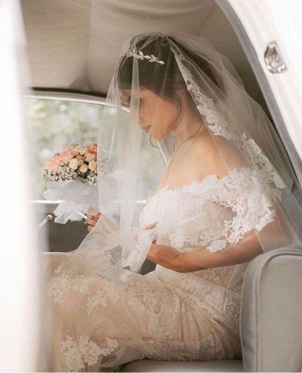 Real Bride Judy Image 2