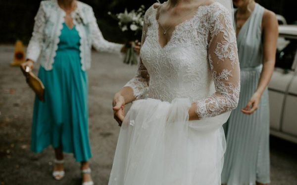 Real Bride Julia