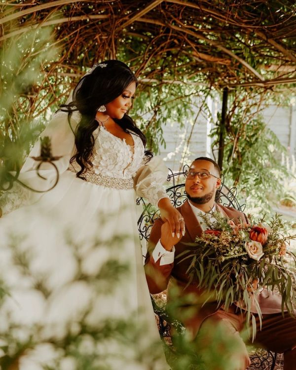 Real Bride Latoya