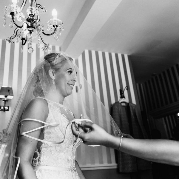 Real Bride Natalie