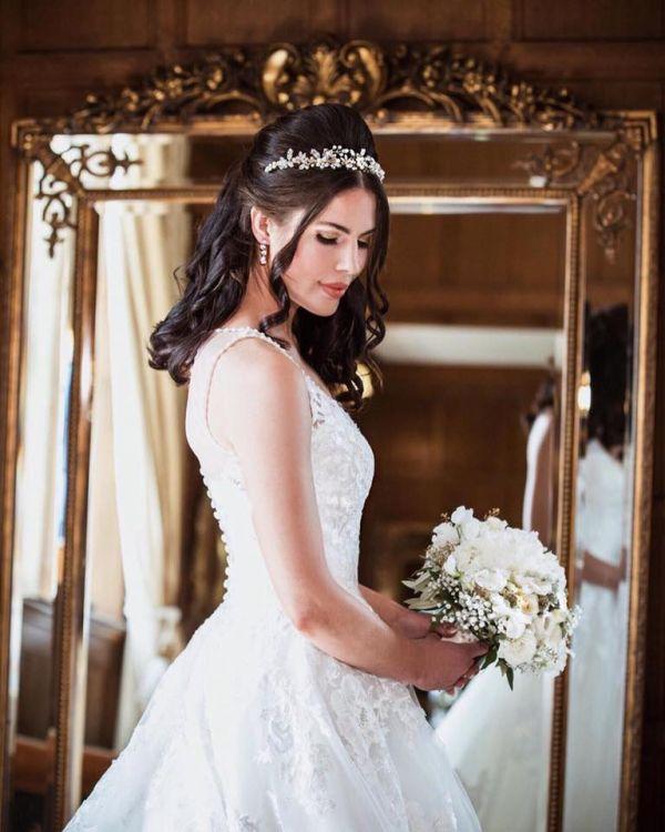 Real Bride Rachel