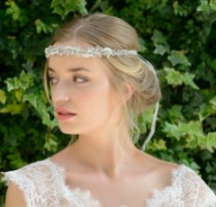 Ivory and Co Paige Vintage Inspired Crystal Wedding Hair Vine