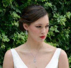 Ivory and Co Sorrento Vintage Bridal Jewellery Set