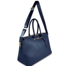 Katie Loxton Kensington Navy Weekend Holdall Duffle Bag