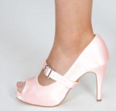 Perfect Bridal Detachable Instep Shoe Straps (Wide)