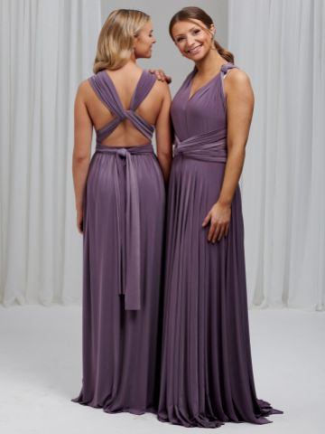 Only Way Multiway Wrap Bridesmaid Dress