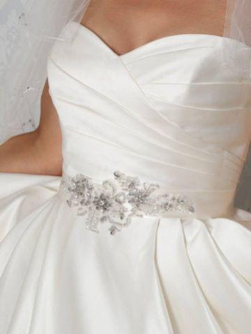 Perfect Bridal Yasmin Beaded Floral Dress Belt
