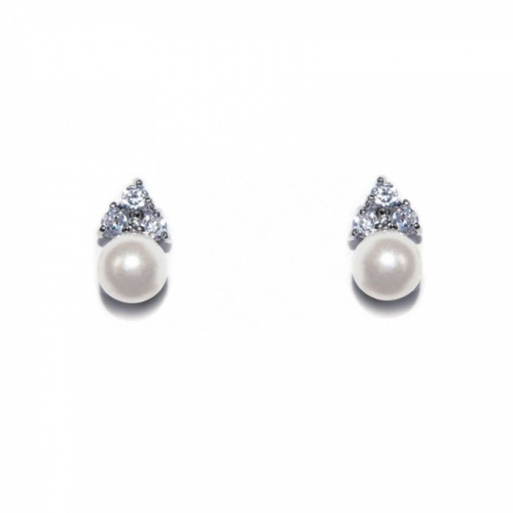 Ivory and Co Classic Pearl Earrings
