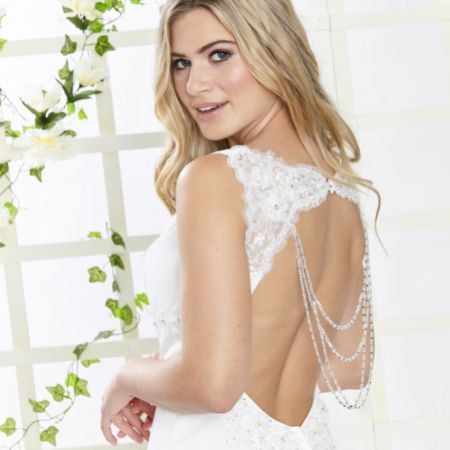 Arianna Bewitched Multi Strand Crystal Back Jewellery ARN104