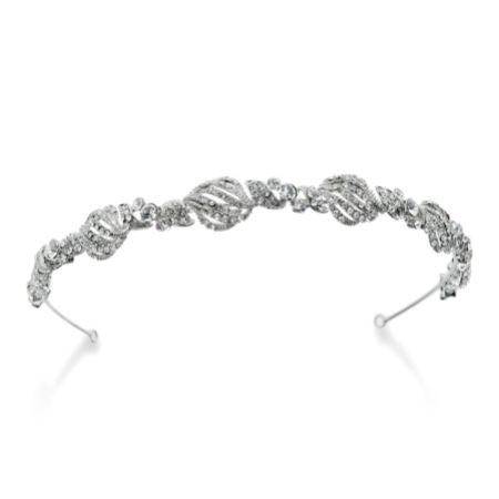 Ivory and Co Erica Vintage Inspired Crystal Embellished Wedding Headband