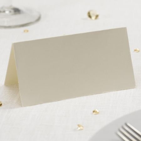 Ivory Place Card - Pack of 50