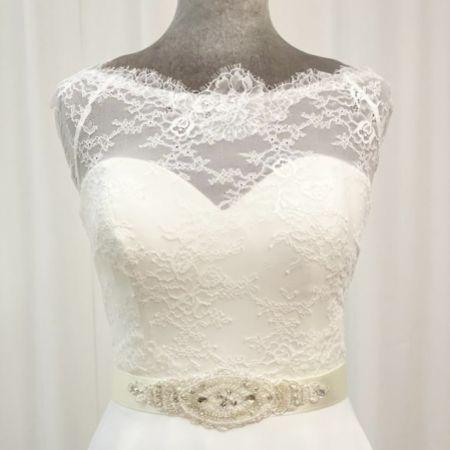 Joyce Jackson Belstone Vintage Inspired Wedding Dress Belt