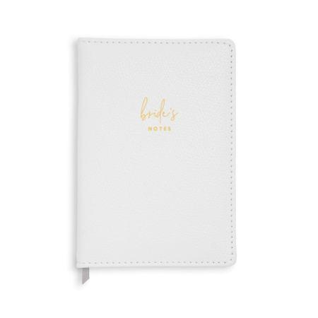Katie Loxton 'Brides Notes' A5 Wedding Notebook