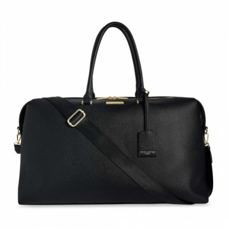 Katie Loxton Kensington Black Weekend Holdall Duffle Bag