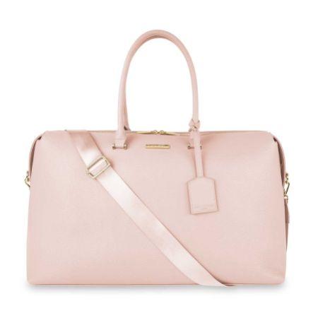 Katie Loxton Kensington Pale Pink Weekend Holdall Duffle Bag