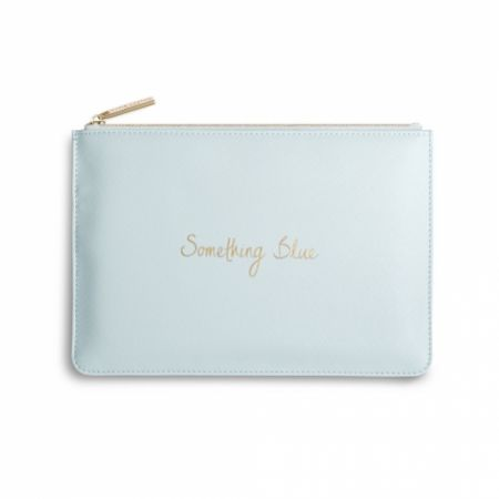 Katie Loxton 'Something Blue' Pale Blue Perfect Pouch