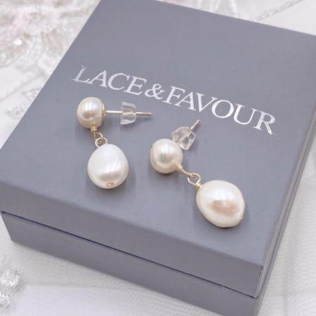 Luisa Freshwater Pearl Drop Earrings