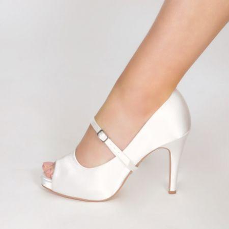 Perfect Bridal Detachable Instep Shoe Straps (Narrow)